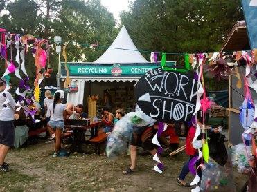 Sziget workshop 2017