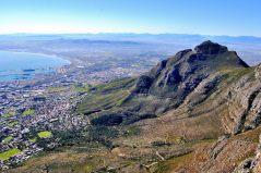 Tafelberg kaapstad uitzicht