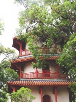 Tainan taiwan Confuciustempel