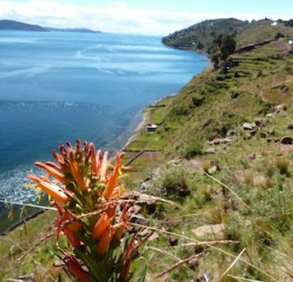Taquile Island south 25