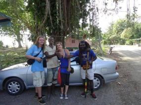 Taxi toeristen Jamaica