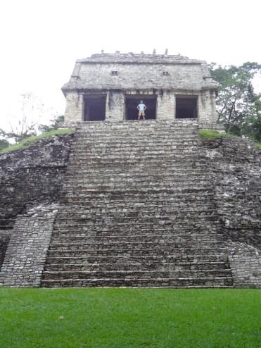 Tempel de Graaf palenque
