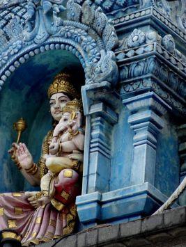 Tempels Little India Singapore