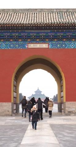 tempels in Beijing