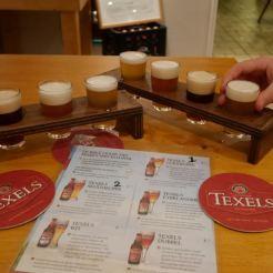Texels bier proeverij