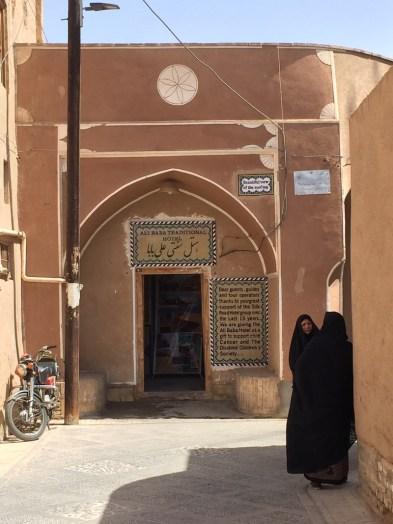 traditioneel-hotel-in-yazd-iran