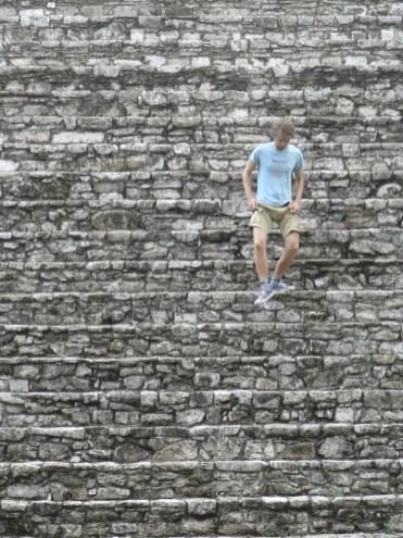 Trappen palenque mexico