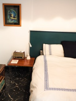 Valencia mindfulnes Retreat slaap appartement