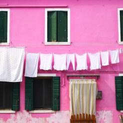 Van venetie naar Burano eiland
