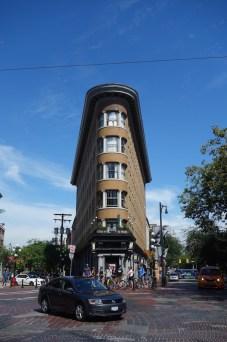 Vancouver bijzonder bouwwerk West Canada