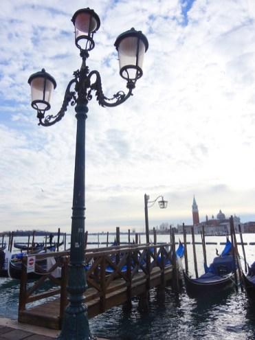 Venetie winterzon