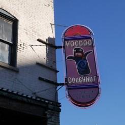 Voodoo Donuts in Portland