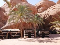 Wadi rum tenten overnachten