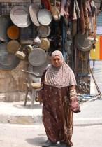 Wandelen door Downtown amman jordanie