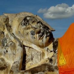 Ayutthaya Wat Lokaya Sutha