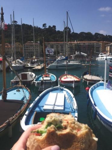 Wat te doen in nice ontbijt in de haven-2