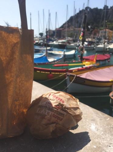 Wat te doen in nice ontbijt in de haven