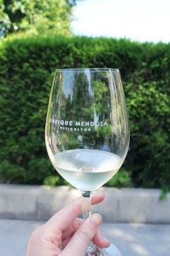 Wijngaard Benidorm wijn