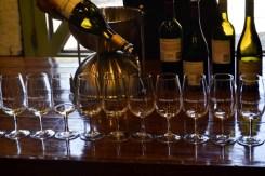 Wijnproeverij australie