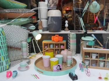 Winkelen in Lille Frankrijk