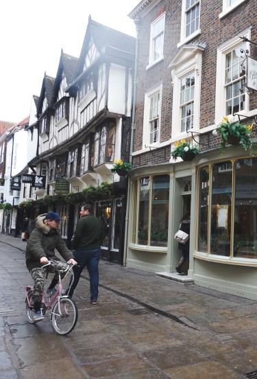 York in de binnenstad