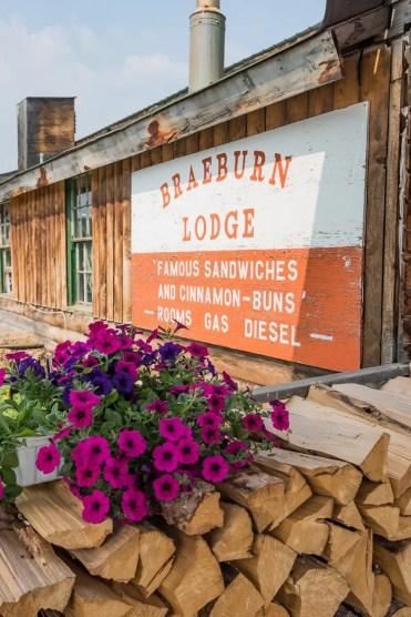 Yukon rondreis Braeburn lodge-3