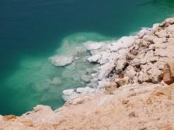 Zoutgehalte dode zee