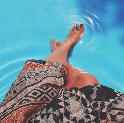 Zwembad normandie