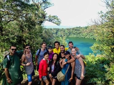 Wandeling Arenal - Cerro Chato costa rica