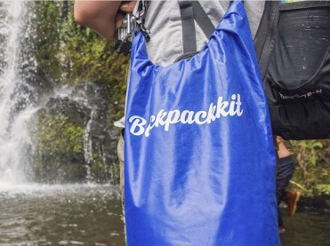 backpackkit tas waterbestendig