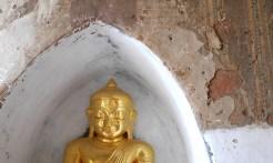 boeddha beeld myanmar tempel