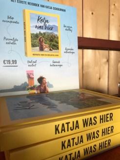 boekpresentatie katja was hier