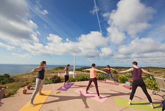 chicksonwaves yoga vakantie portugal