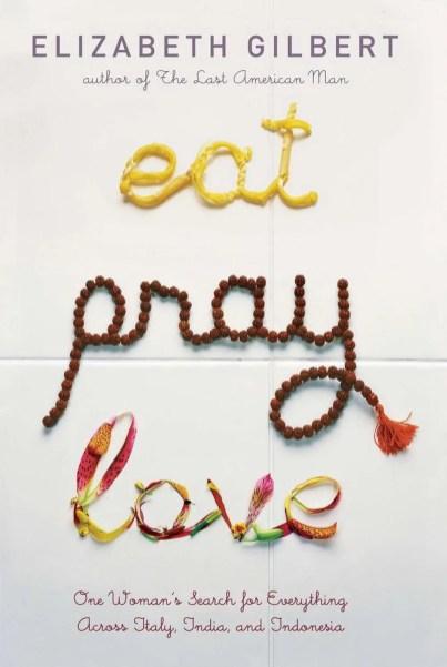 Reisverslagen, Eat Pray Love