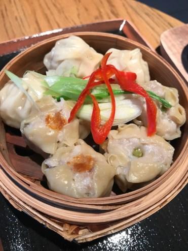 dumplings hilton restaurant
