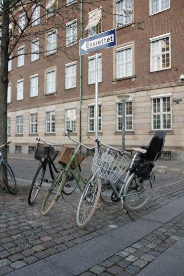fietsen in kopenhagen