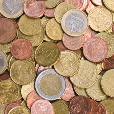 geld euro's sparen