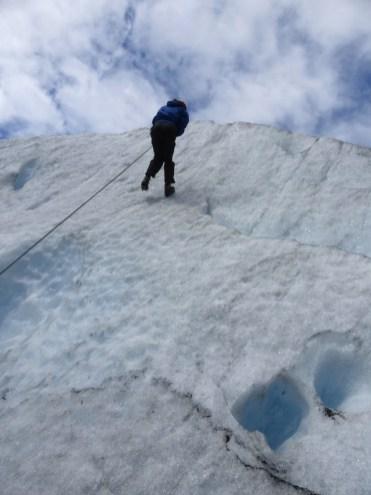 gletsjer Jostedalsbreen noorwegen