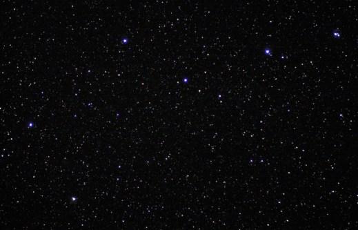 grote beer sterrenbeelden aan de hemel