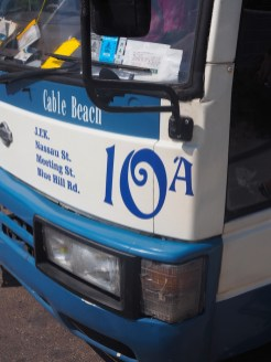 Jitney Bus Bahamas Nassau