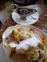 kaiserschmarrn wenen cafe central