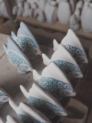 keramiek atitlan klein dorpje Guatemala_
