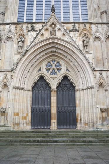 kerk deuren in York