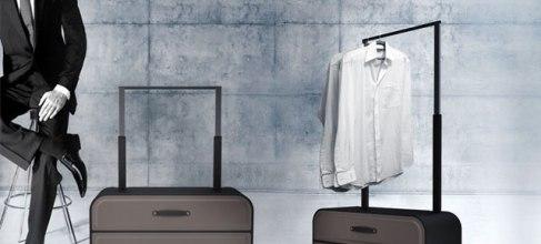 koffer met hangrek