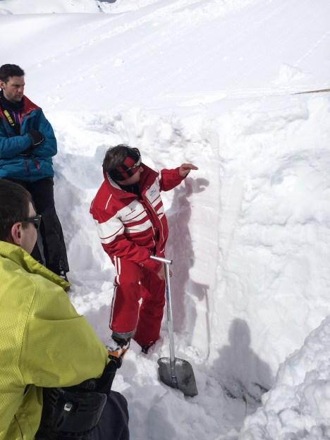 lawine skigebied montafon sneeuwhoogte