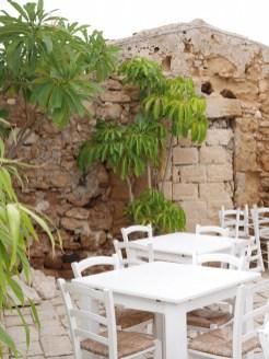marzamemi terras oostkust sicilie