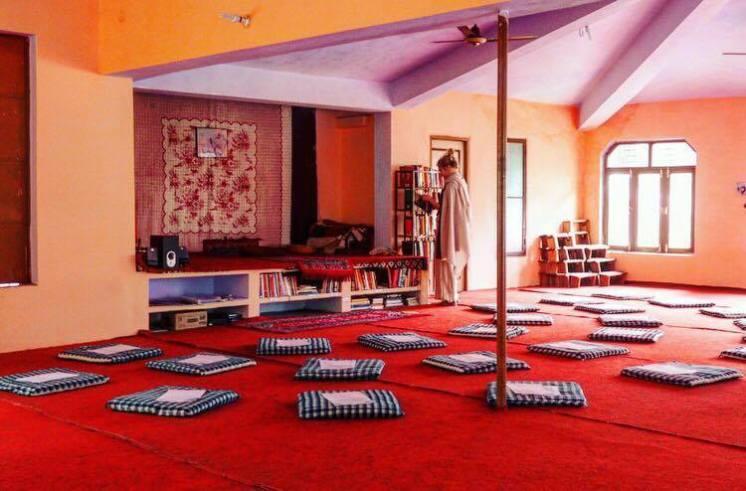 meditatie Rishikesh india
