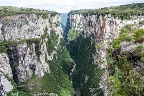 national park brazilie Aparados da Serra