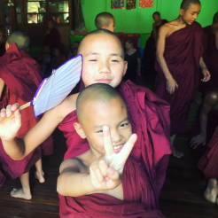 ontmoeting myanmar bagan