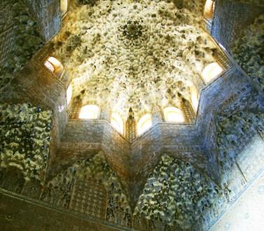 paleis dak alhambra
